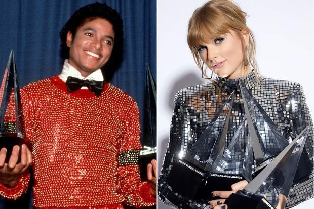"""Nóng: Taylor Swift chính thức nhận giải """"Nghệ sĩ của thập kỷ"""" tại lễ trao giải AMAs 2019, san bằng kỷ lục khủng với Michael Jackson - Ảnh 2."""