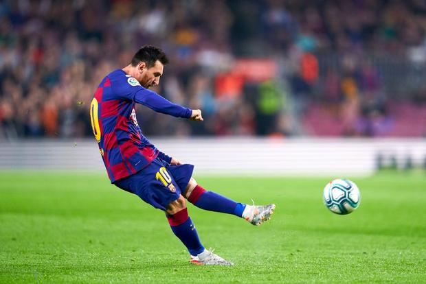 Messi tạo khoảnh khắc thiên tài, Barca đại thắng ở vòng 11 La Liga - Ảnh 6.