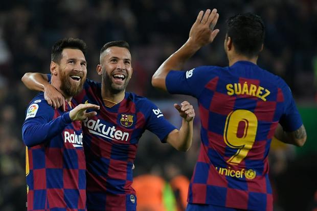 Messi tạo khoảnh khắc thiên tài, Barca đại thắng ở vòng 11 La Liga - Ảnh 7.