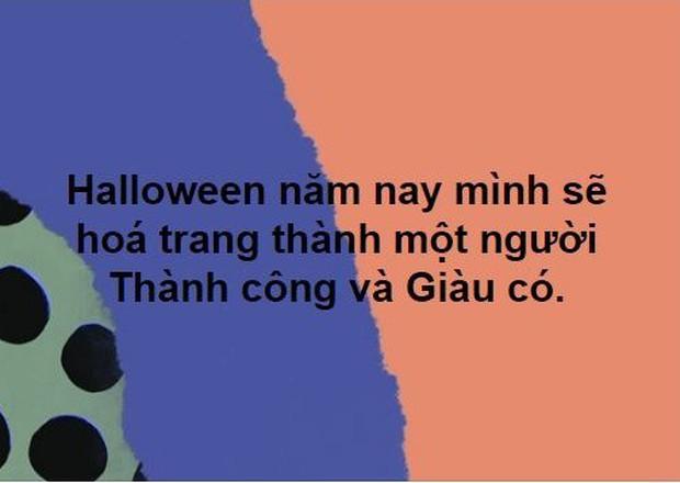 Hóa ra tin nhắn đòi nợ từ ngân hàng, không có bồ, deadline,... chính là thứ đáng sợ nhất Halloween năm nay - Ảnh 3.