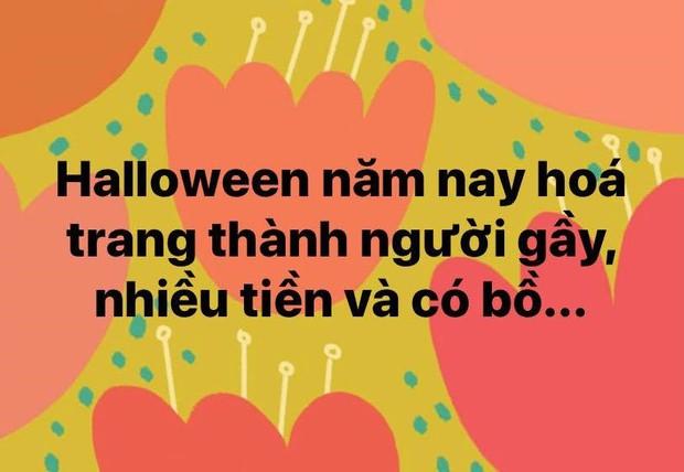Hóa ra tin nhắn đòi nợ từ ngân hàng, không có bồ, deadline,... chính là thứ đáng sợ nhất Halloween năm nay - Ảnh 5.