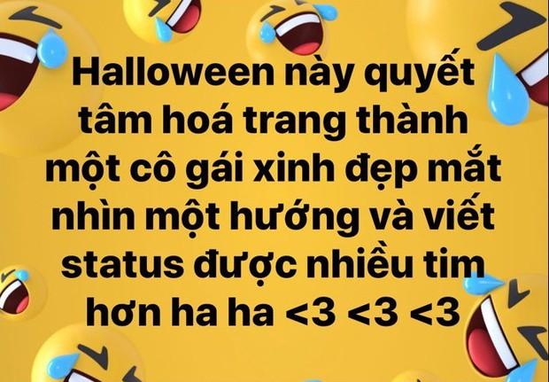 Hóa ra tin nhắn đòi nợ từ ngân hàng, không có bồ, deadline,... chính là thứ đáng sợ nhất Halloween năm nay - Ảnh 6.