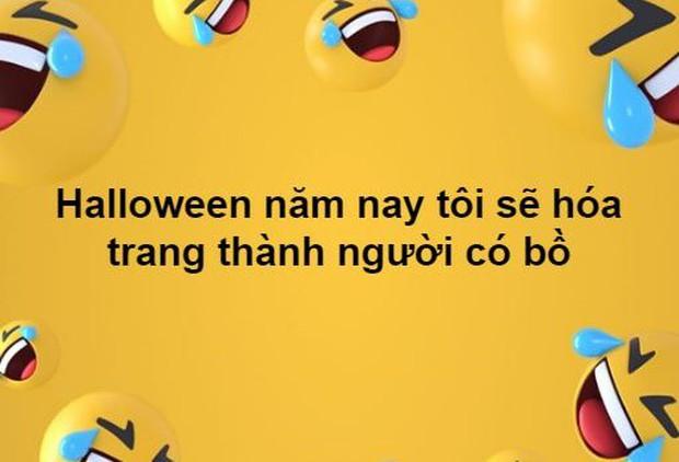 Hóa ra tin nhắn đòi nợ từ ngân hàng, không có bồ, deadline,... chính là thứ đáng sợ nhất Halloween năm nay - Ảnh 11.