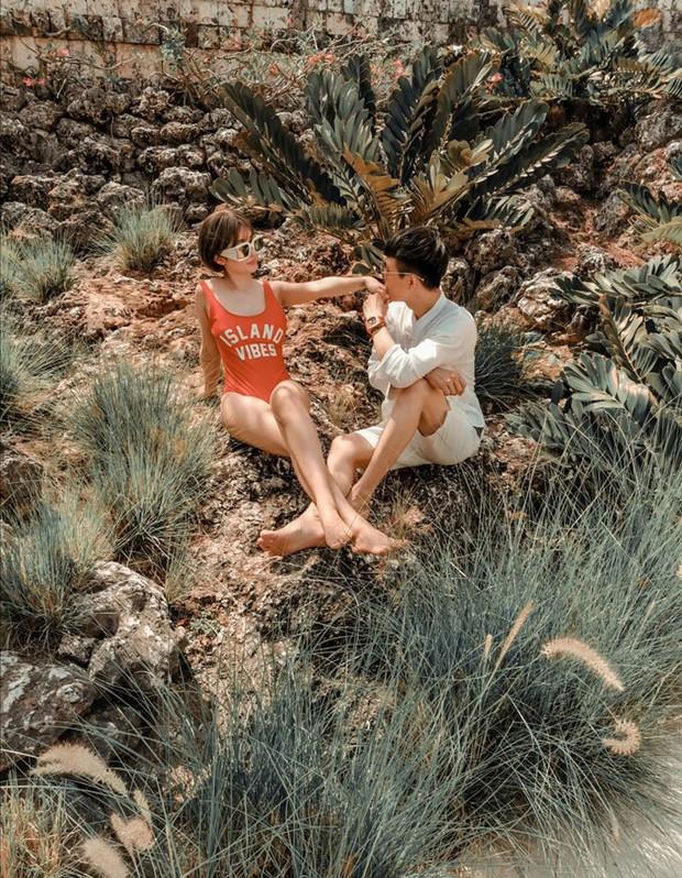 """Đã từ bỏ mượn hình photoshop để """"level up"""" ảnh du lịch, nhưng vợ hai Minh Nhựa vẫn chuộng style màu mè gắt như Halloween - Ảnh 5."""