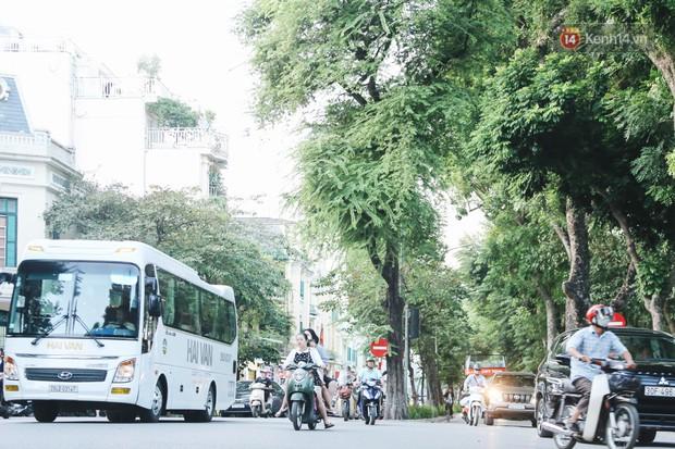 Người Hà Nội nói gì trước đề xuất cấm phương tiện lưu thông quanh Hồ Hoàn Kiếm trong 1 tháng? - Ảnh 10.