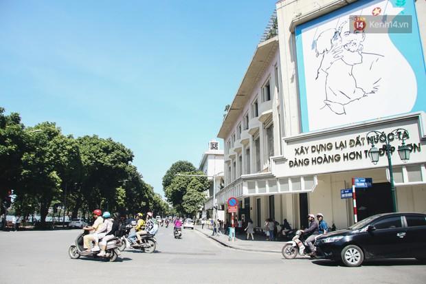 Người Hà Nội nói gì trước đề xuất cấm phương tiện lưu thông quanh Hồ Hoàn Kiếm trong 1 tháng? - Ảnh 8.