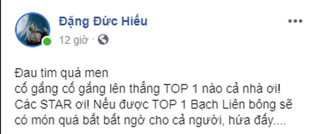 Nhanh như vũ bão, Tự Tâm của Nguyễn Trần Trung Quân đã vượt cả Đen Vâu, Hậu Hoàng để đạt Top 1 Trending! - Ảnh 3.