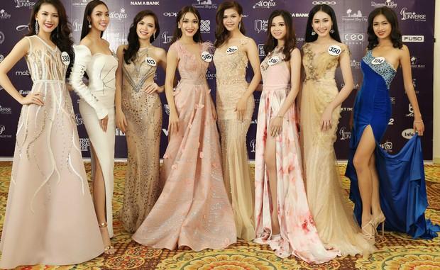 Top 5 Hoa hậu Hoàn vũ Việt Nam 2017 lên xe hoa, dàn mỹ nhân bưng tráp gây chú ý vì quá đỗi xinh đẹp - Ảnh 4.