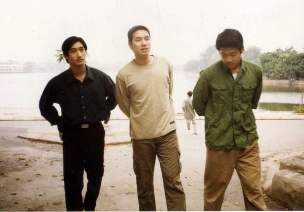 Lục ảnh thời trai tân của 3 Sở Khanh phim Việt: Thái Hoa Hồng quả thật đáng yêu nhất nhà - Ảnh 3.