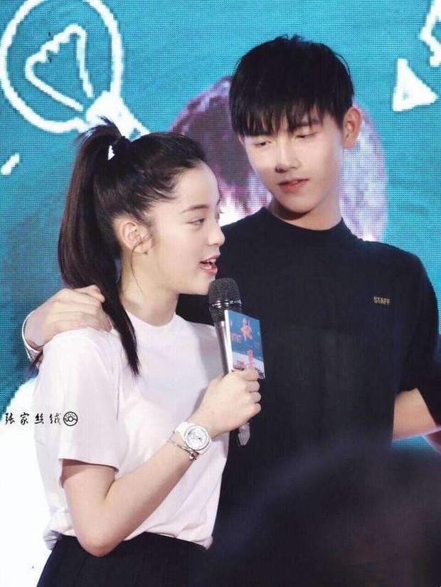 Âu Dương Na Na bất ngờ bị khui chuyện hẹn hò với trai đẹp Trần Phi Vũ và phản ứng của nhà trai - Ảnh 2.