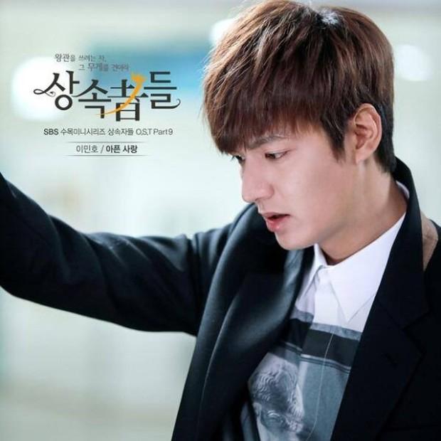 Extraordinary You chính là màn cà khịa Lee Min Ho độc nhất màn ảnh Hàn: Từ BOF tới The Heirs đều dính đạn? - Ảnh 6.