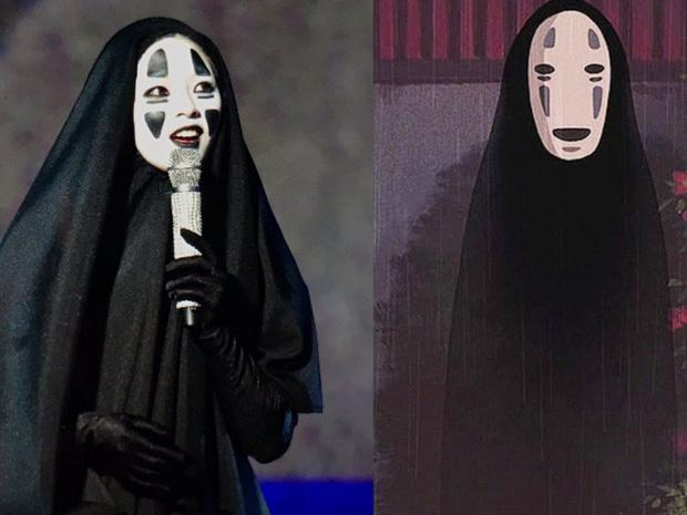 Idol Hàn bắt trend phim hot vào Halloween: TWICE khiến fan sốc nặng, độ chịu chơi nhà SM không ai đọ lại - Ảnh 5.