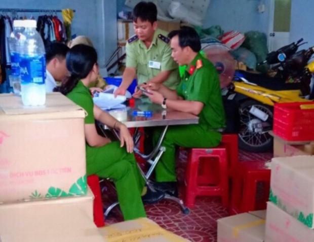 Cần Thơ phát hiện gần 86.000 hộp mỹ phẩm sản xuất lậu - Ảnh 2.