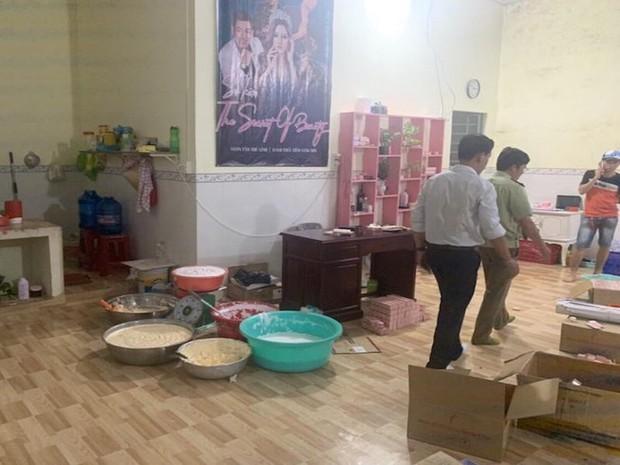 Cần Thơ phát hiện gần 86.000 hộp mỹ phẩm sản xuất lậu - Ảnh 1.