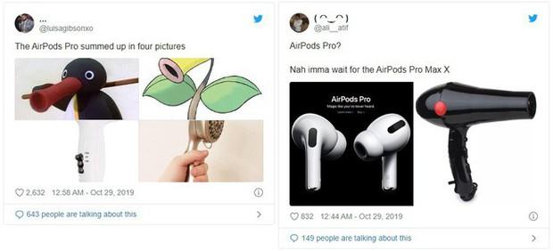 Cứ mỉa mai cứ chế ảnh AirPods Pro đi, bạn đang vô tình đem lại lợi ích cho Apple đấy! - Ảnh 3.