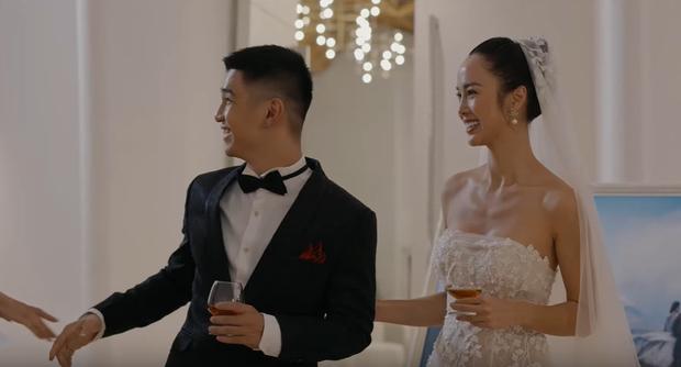 Ngọc Thanh Tâm tung chiêu bể bầu ở đám cưới người yêu cũ, cố ý tạo phốt câu view bằng livestream ở Móng Tay Nhọn tập 1 - Ảnh 2.