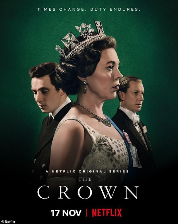Phim Netflix tháng 11: Series bóc phốt hoàng gia Anh trở lại, siêu phẩm sắp tranh giải Oscar ra mắt - Ảnh 8.
