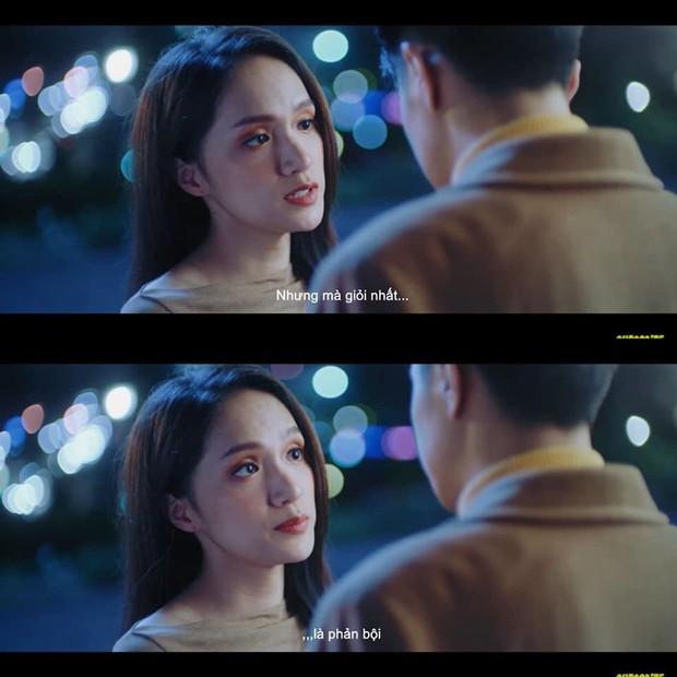 Ra MV mới tiếp nối chuỗi ADODDA, Hương Giang lại có thêm trend quote: Anh lúc nào cũng giỏi, nhưng giỏi nhất là phản bội! - Ảnh 3.