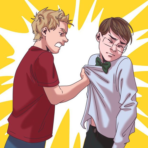 """Con cái có thể trở thành một """"kẻ bắt nạt"""" vì 8 nguyên nhân sau đây, phụ huynh nào cũng nên lưu ý! - Ảnh 3."""