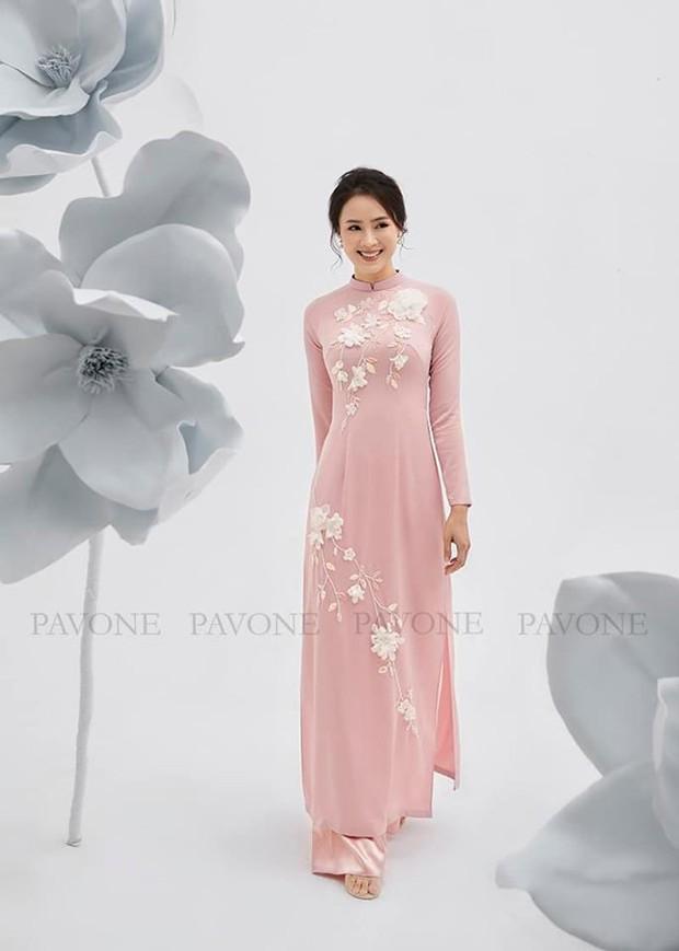 Hồng Diễm nền nã trong bộ ảnh diện áo dài truyền thống, duyên dáng chuẩn vẻ đẹp của phụ nữ Việt Nam - Ảnh 4.