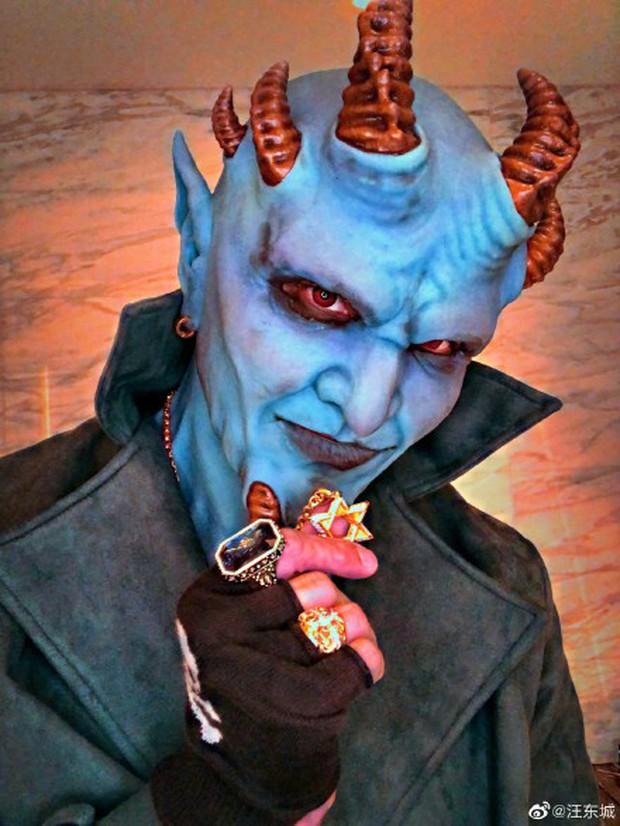 Dàn sao Cbiz cosplay Halloween: Không ai nhận ra Lâm Tâm Như - Tô Hữu Bằng, xuất sắc nhất chính là Trương Hinh Dư - Ảnh 6.