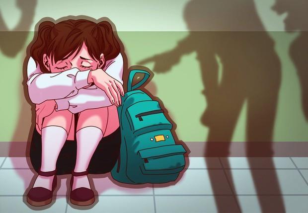 """Con cái có thể trở thành một """"kẻ bắt nạt"""" vì 8 nguyên nhân sau đây, phụ huynh nào cũng nên lưu ý! - Ảnh 5."""