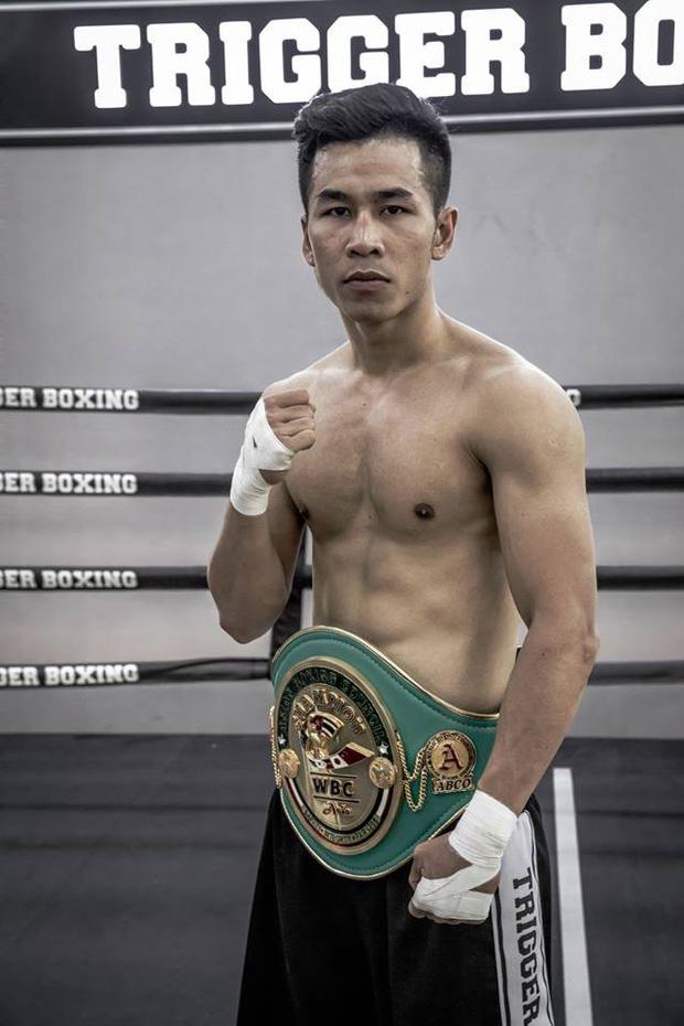 Nhà vô địch WBC châu Á Trần Văn Thảo chính thức tái xuất, đối đầu với đối thủ cực mạnh tới từ Philippines - Ảnh 3.