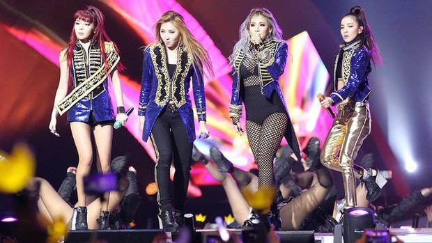"""6 nhóm nữ Kpop từng có sự nghiệp huy hoàng nhưng tan rã trong tiếc nuối, netizen tin rằng sẽ """"diệt sạch"""" BXH nếu có ngày tái hợp - Ảnh 7."""