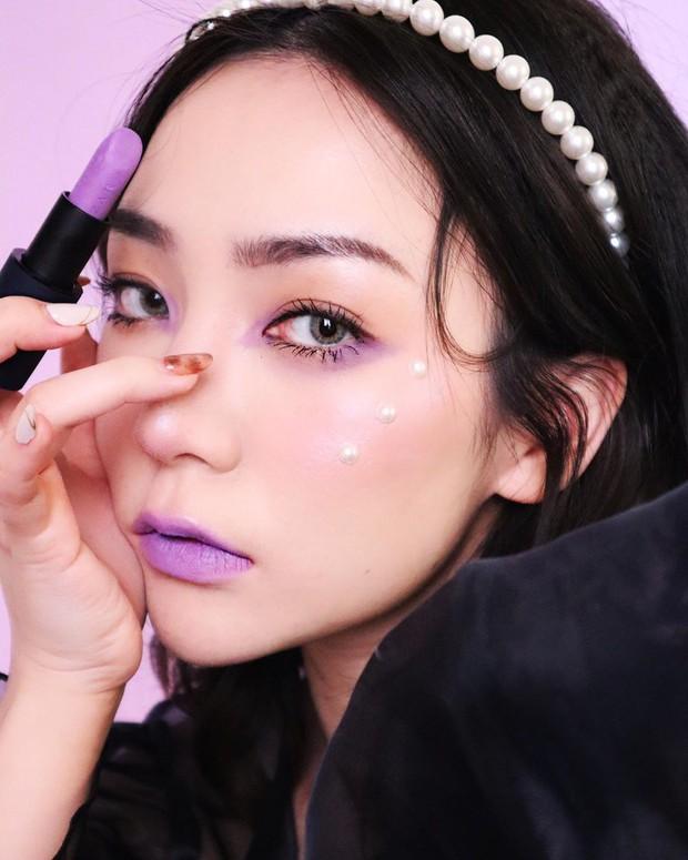 12 ý tưởng makeup xuất sắc cho đêm Halloween: Giúp bạn xinh và thần thái hút mắt mà chẳng hề hù dọa người đối diện - Ảnh 11.