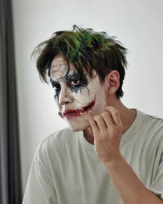 Sao Hàn-Thái đình đám hóa trang Halloween: TWICE quá đáng nể, BTS và BLACKPINK phải bái phục Hoa hậu chuyển giới - Ảnh 27.