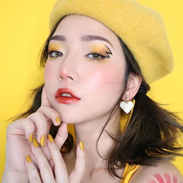 12 ý tưởng makeup xuất sắc cho đêm Halloween: Giúp bạn xinh và thần thái hút mắt mà chẳng hề hù dọa người đối diện - Ảnh 10.