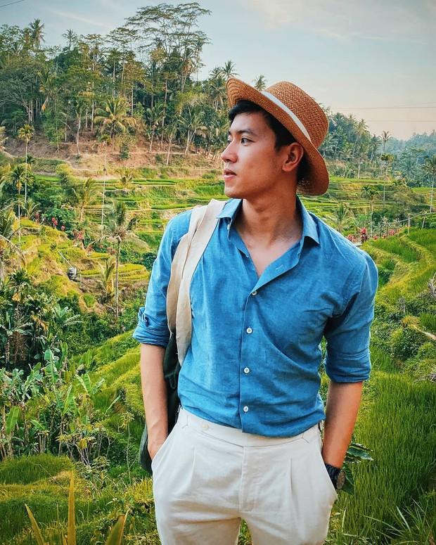 Rộ tin Hà Trúc và cơ trưởng trẻ nhất Việt Nam hẹn hò: Lộ ảnh check-in cùng nơi, còn gối đầu lên chân ai đó đầy lãng mạn? - Ảnh 5.