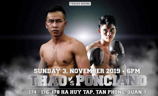 Nhà vô địch WBC châu Á Trần Văn Thảo chính thức tái xuất, đối đầu với đối thủ cực mạnh tới từ Philippines - Ảnh 1.