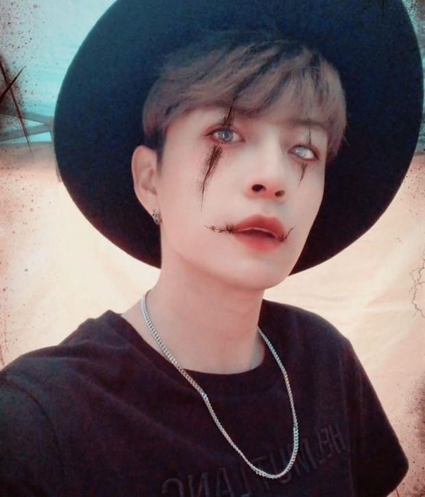Sao Hàn-Thái đình đám hóa trang Halloween: TWICE quá đáng nể, BTS và BLACKPINK phải bái phục Hoa hậu chuyển giới - Ảnh 20.