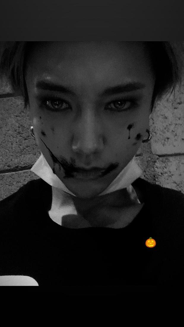 Sao Hàn-Thái đình đám hóa trang Halloween: TWICE quá đáng nể, BTS và BLACKPINK phải bái phục Hoa hậu chuyển giới - Ảnh 19.