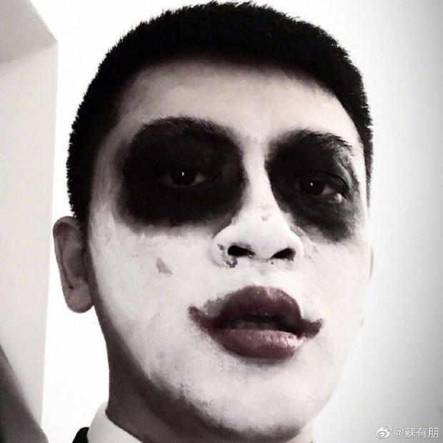 Dàn sao Cbiz cosplay Halloween: Không ai nhận ra Lâm Tâm Như - Tô Hữu Bằng, xuất sắc nhất chính là Trương Hinh Dư - Ảnh 2.