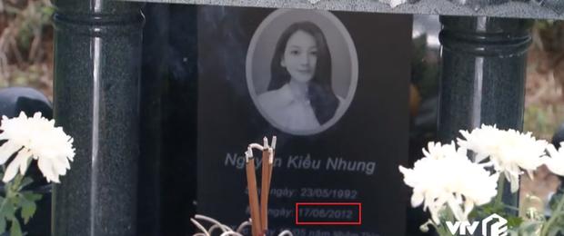 Con số năm mất khó hiểu khắc trên mộ bồ cũ Thái (Hoa Hồng Trên Ngực Trái) là sạn? - Ảnh 3.