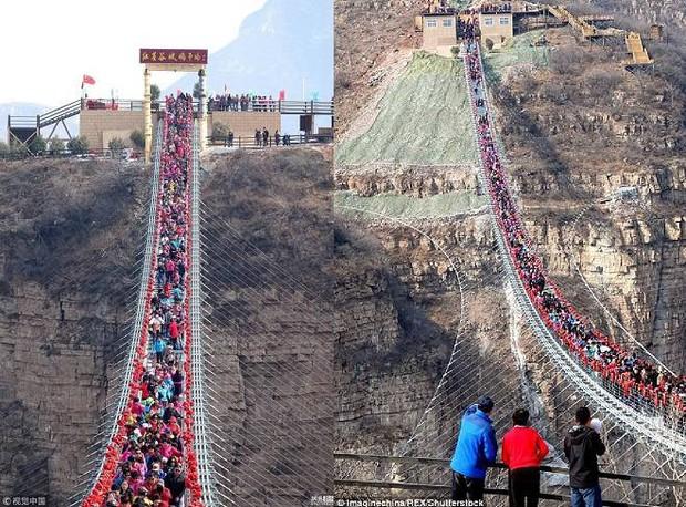 """Nóng: Hơn 32 công trình cầu kính nổi tiếng của Trung Quốc bất ngờ đóng cửa, trong đó có cả """"thiên đường sống ảo"""" Trương Gia Giới - Ảnh 10."""