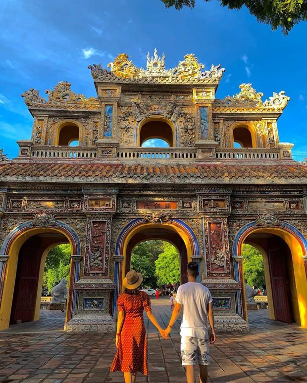 Chỉ cần đứng vào là có ảnh đẹp - đây là những địa chỉ mà bạn nhất định phải đến khi ghé thăm xứ Huế mộng mơ - Ảnh 10.
