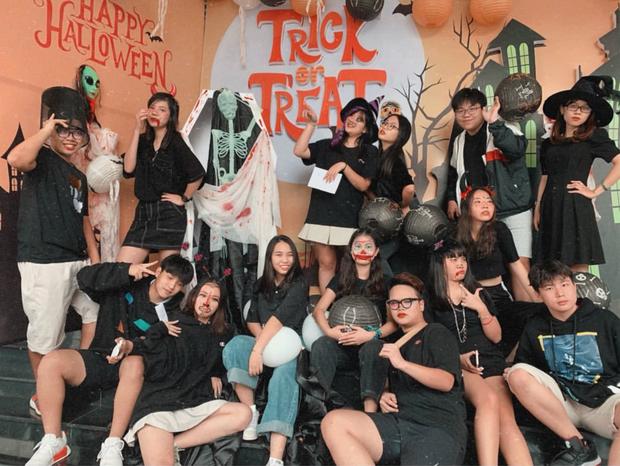 """Sao Vbiz nhập cuộc Halloween căng đét: Hội bạn thân Chi Pu hoá """"Powerpuff girls"""" không ai đọ lại, Thu Trang và Diệu Nhi đủ gây giật mình - Ảnh 7."""