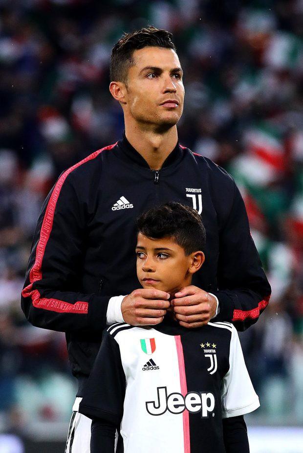 Con trai Ronaldo ghi 58 bàn sau 28 trận, thiết lập kỷ lục kinh hoàng ở đội trẻ Juventus - Ảnh 2.