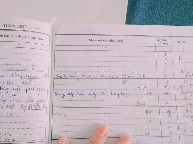 1001 lý do bá đạo học trò được ngồi vào sổ đầu bài: Từ hú hét, chui xuống gầm bàn ngủ đến viết cả di chúc cho con cháu đều có cả - Ảnh 6.