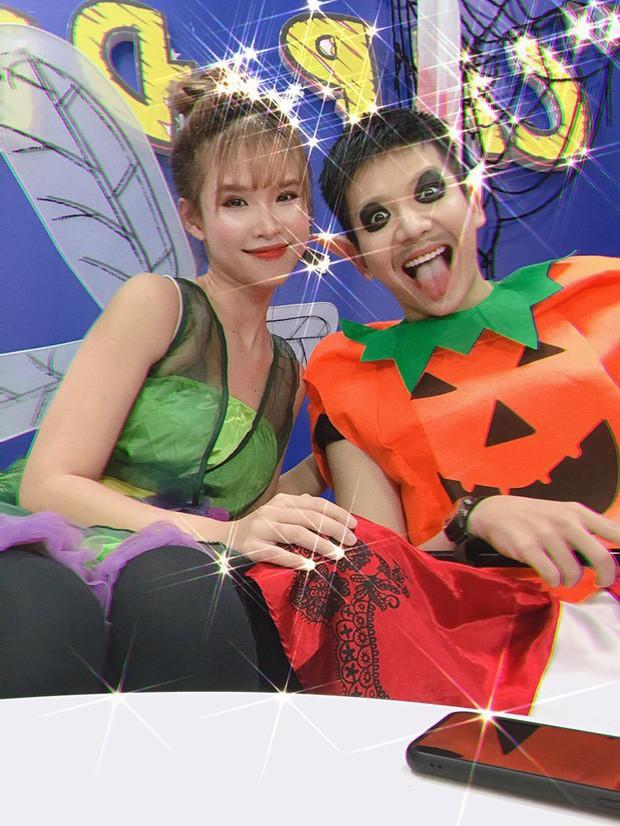 Sao Vbiz hoá trang độc đáo nhập hội Halloween, kéo đến dàn nhóc tỳ mới thích mắt vì như lạc vào thế giới phép thuật - Ảnh 3.