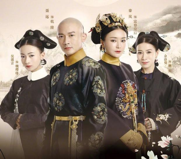 Hứa Khải và Bạch Lộc xác nhận tái hợp lần 3, liệu Vu Chính có đạo nhái Nàng Dae Jang Geum như tin đồn? - Ảnh 4.