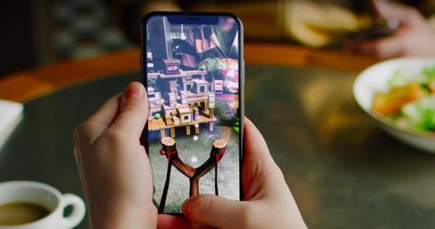 Angry Birds AR: Đảo Lợn - Trò chơi kinh điển đã có mặt trên Android - Ảnh 2.