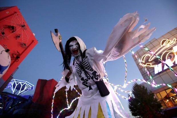 Ngày Halloween ở Trung Quốc: Kẻ thích thú, người tẩy chay - Ảnh 1.