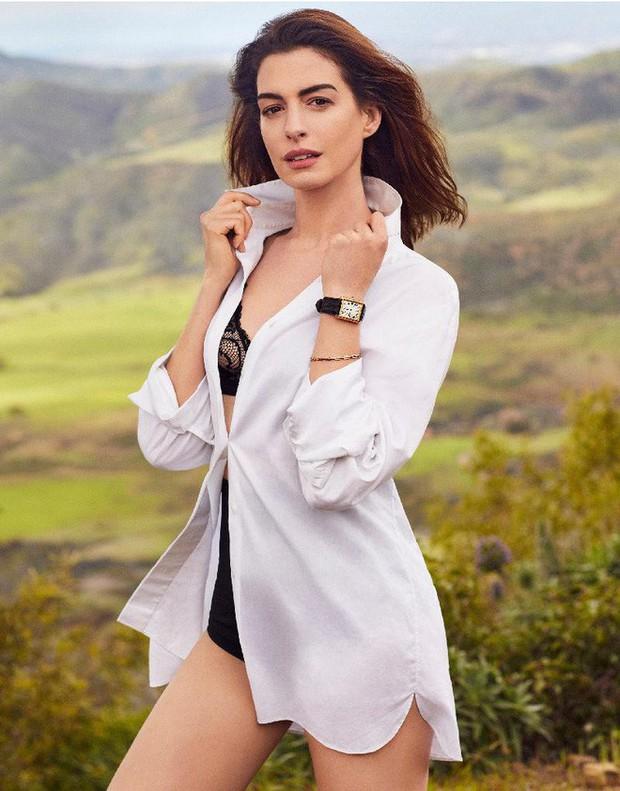 Nhan sắc nóng bỏng của nữ thần sắc đẹp đương đại Hollywood Anne Hathaway: Ngắm mà mê mẩn! - Ảnh 11.