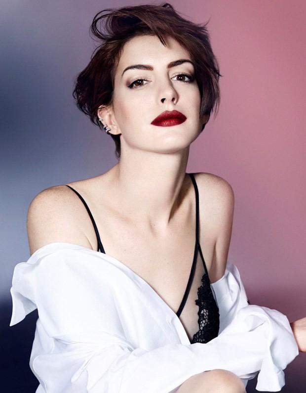Nhan sắc nóng bỏng của nữ thần sắc đẹp đương đại Hollywood Anne Hathaway: Ngắm mà mê mẩn! - Ảnh 12.