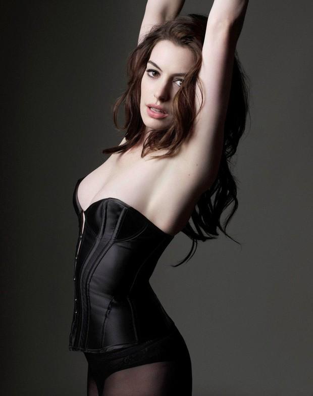 Nhan sắc nóng bỏng của nữ thần sắc đẹp đương đại Hollywood Anne Hathaway: Ngắm mà mê mẩn! - Ảnh 13.
