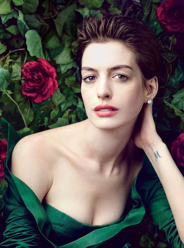 Nhan sắc nóng bỏng của nữ thần sắc đẹp đương đại Hollywood Anne Hathaway: Ngắm mà mê mẩn! - Ảnh 15.
